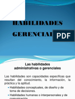 3ª HABILIDADES GERENCIALES