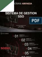 Sistema de Gestion Sso