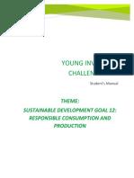 YIC Students Manual 2019