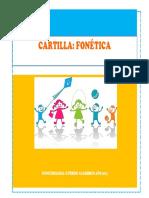 CARTILLA FONETICO