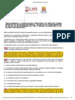 Decreto 10673 2013 de Guarujá SP