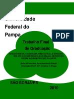 Adolescencia, Vulnerabilidade Social e Drogas... Francisca Nascimento de Souza