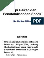 Terapi Cairan Pada Pasien Shock Hemooragik