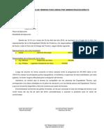Formato Acta de Entrega de Terreno Eje Obra Adm Directa