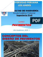 02. PAV - SEMANA 02 - Conceptos Del Diseño de Pavimentos