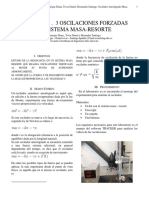 Informe Oscilador Masa-resorte