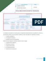 Trabajo 2 Mapa Conceptual Estadistica Descriptiva y Probabilidad