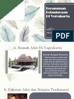 Keragaman Kebudayaan DI Yogyakarta
