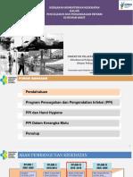Kebijakan PPI Kemkes -PERSI 22 April 2019