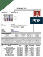 CV pelaut