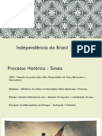 Aula Oficina Metodologias Do Ensino III Ronaldo Cardoso Alves Independência Do Brasil 1.Pptx