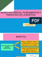 Bases Historicas2c Fundamentos y Principios de La Bioetica