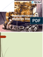 Mantto de Motor Diesel