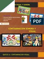 Contaminacion Sonora y Visual Bb