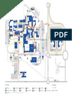 Peta Kampus - Campus-map
