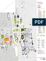 PETA KAMPUS Campus Parking Map
