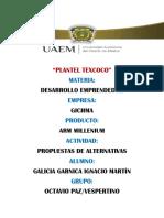 Alternativas Ignacio Martin Galicia G.