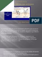 Maite Receptores de Menbrana Para Antigenos