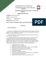Consulta de Hidrometeorología 1
