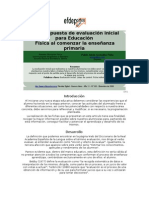 Ficha Individual Acumulativa
