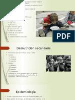 Prevencion de Desnutricion