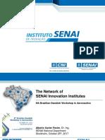 5 Alberto Pavim CNI SENAI and the Network of SENAI Innovation Institutes