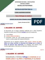 Hallazgos de Auditoria99999