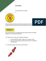 Manual Molino Electrico
