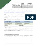 FO-SIG-GQ-12 Informe Mensual de HSEQ Para Contratistas - ABRIL