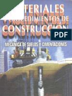 Mec de Suelos y Cimentaciones - V Perez Alama