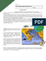 Guia Tercero básico griegos y su geografía