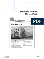 Simulated Business