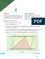 CBSE Maths Projects Manual - Class 9-10 - Module 3