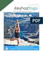 Revista Yoga Numero 9