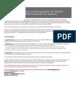 World Aassociation of NGOs Membership Aapplication Form_ Organization707581820181215
