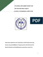 Quadrilatral and Ischial Socket