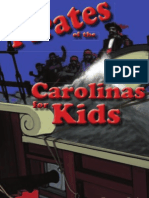Pirates of the Carolinas for Kids by Terrance Zepke