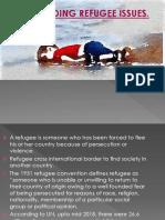 Presentation1 Refugee Problems.