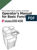 Copy Printer Manual