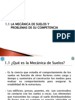 1.1. La Mecánica de Suelos y Los Problemas de Su Competencia
