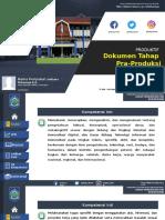 Dokumen Tahap Pra-Produksi