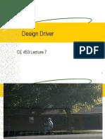 07 Design Driver