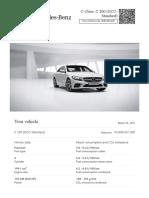 Mercedes-Benz Car Configurator