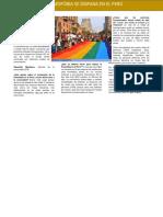 Reportaje La Homofóbia