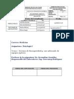 Informe Fisiología