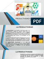Productividad Empresarial