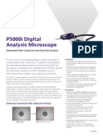 p5000i Digital Analysis Microscope Data Sheets En