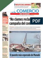 El Comercio del Ecuador Edición 241