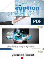 Digital Disruption - Cofmor 082018
