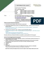 2 WA Information Sheet - MY - KL